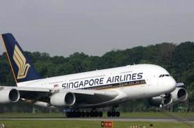 Wow! Singapore Airlines Tanggung Rugi hingga Rp45,7…