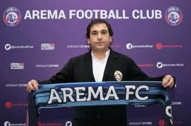 Arema FC Resmi Angkat Eduardo Almeida Jadi Pelatih…