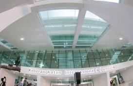 Arus Balik Penumpang di Bandara SAMS Turun 70 Persen