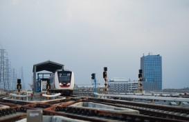 Proyek LRT Fase 2A, Jakpro Minta Suntikan Modal Rp122 Miliar