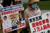 Nyaris 70 Persen Perusahaan di Jepang Berniat Batalkan Olimpiade Tokyo