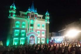 Inilah Kampus Al Azhar Rasa Disneyland di Sragen