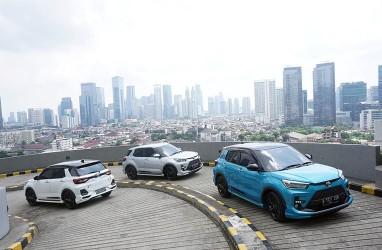 Penjualan Toyota Raize Lampaui Target Bulanan