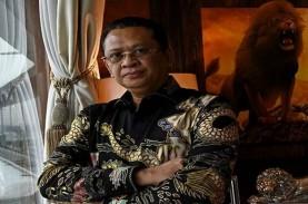Kebocoran Data Penduduk, Ketua MPR: Bukan Persoalan…
