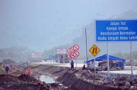 Progres Konstruksi Tol Bangkinang-Pangkalan Capai…