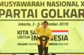 Wagub Papua Berpulang, Ketum Golkar: Klemen Tinal…