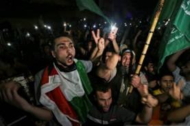 Gencatan Tercoreng, Polisi Israel & Warga Palestina…