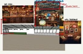 Restoran Milik Wulan Guritno Lucy in The Sky Raup Dana IPO Rp33,7 miliar