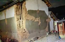 Gempa yang Mengguncang China Sementara Tewaskan 3 Orang