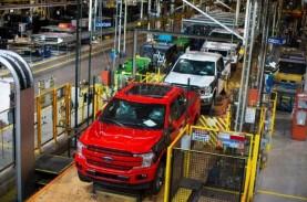 Laris Manis! Truk Listrik Ford Dipesan 20.000 Unit…