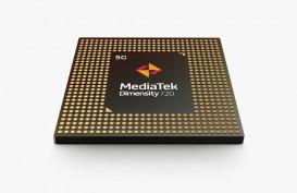 Mediatek Resmi Rilis Chipset 5G untuk Ponsel Kelas Menengah