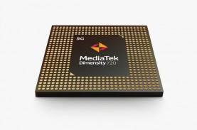 Mediatek Resmi Rilis Chipset 5G untuk Ponsel Kelas…
