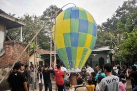 Kasus Balon Udara Liar, Penyidik Proses 31 Orang Pelaku