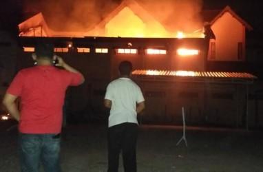 Kantor Pertanahan Klaten Terbakar, Arsip Surat Ukur Ludes