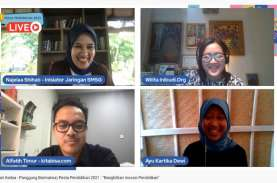 Pesta Pendidikan Digelar untuk Bangkitkan Inovasi