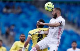 Penentuan Juara La Liga, Babak I Atletico & Madrid Tertinggal 0–1