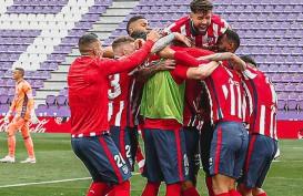 Atletico Madrid Juara La Liga Spanyol Ke-11 Sepanjang Sejarah