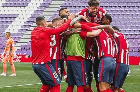 Atletico Madrid Juara La Liga Spanyol Ke-11 Sepanjang…