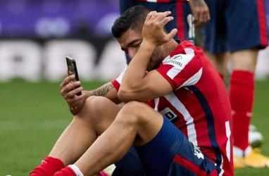Luis Suarez : Terima Kasih Atletico Madrid Memercayai Saya