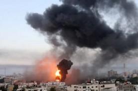 Secuil Kisah Tragis Usai Serangan Israel ke Gaza