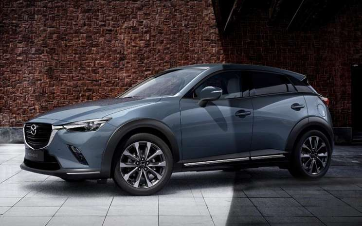 New Mazda CX-3 Sport 1.5.  - PT Eurokars Motor Indonesia