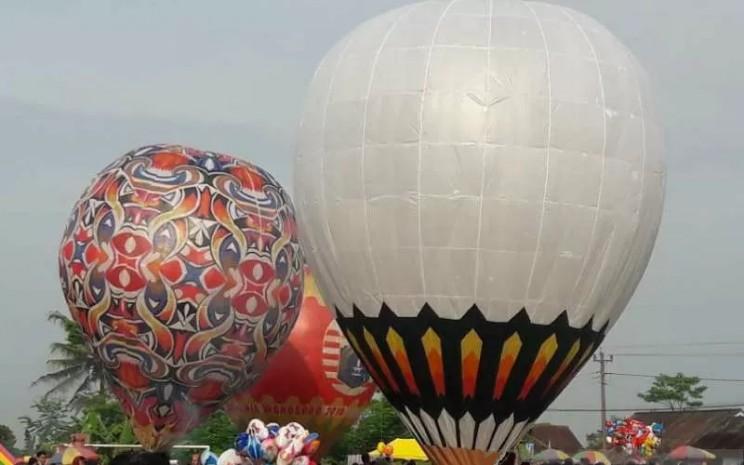 Balon Udara.  - ANtara