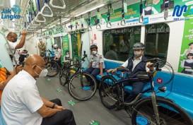 MRT Ubah Jadwal, Mulai Senin Hanya Sampai Pukul 21.30 WIB