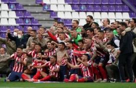Koke Tegaskan Gelar Juara La Liga Atletico Madrid Bantah Para Peragu