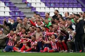 Koke Tegaskan Gelar Juara La Liga Atletico Madrid…