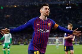 Lionel Messi Top Skor La Liga Musim 2020–2021, Cetak…