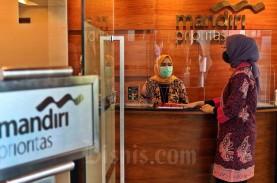 Bank Mandiri (BMRI) Masih Pede Kredit Korporasi Bisa…