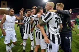 Hasil Liga Italia : Milan, Juventus ke Liga Champions,…