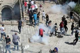 Hari Ketiga Gencatan Senjata Israel-Palestina, Mediator…
