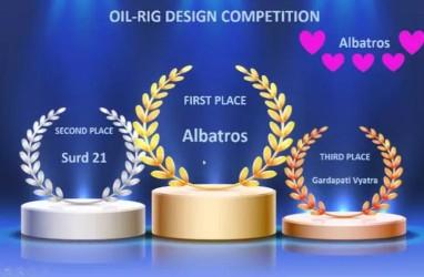 Mahasiswa UI & Akamigas Berjaya pada Ajang Oil Rig Design di Malaysia