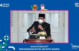 Sambut Ulang Tahun ke-494, Ibu Kota Usung Tema 'Jakarta Bangkit'