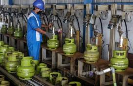 Penyerapan Subsidi LPG Melon Selama Kuartal I/2021 Tembus Rp15 Triliun
