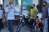 Keren! Sepeda Listrik Oleh-Oleh Eksotis dari NTB Diminati Luar Negeri