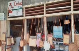 Toko Seni Desa Wisata Loyok Andalkan Pasar Domestik