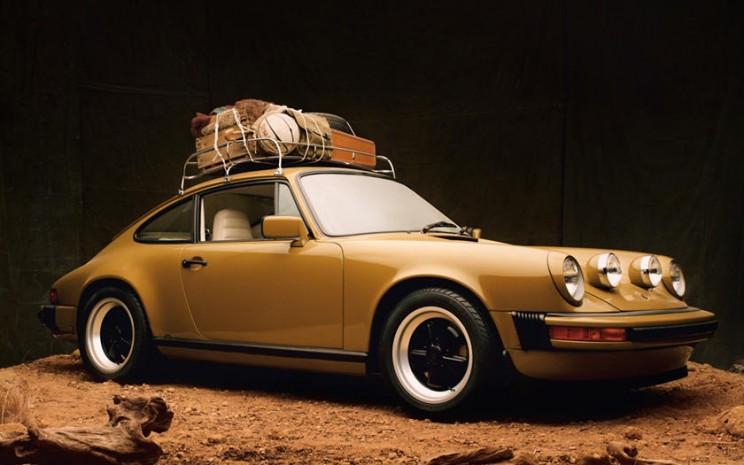 Porsche 911 Super Carrera adalah mobil yang diproduksi pada rentang tahun 1978 hingga 1983. - istimewa