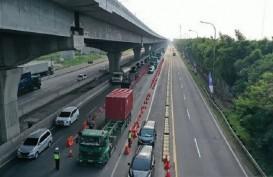 21–23 Mei, 427.309 Kendaraan Kembali ke Jabotabek Lewat Jalan Tol