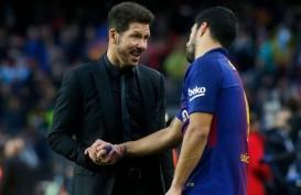 Luis Suarez Ingin Terus Menorehkan Sejarah di Dinding Museum Atletico