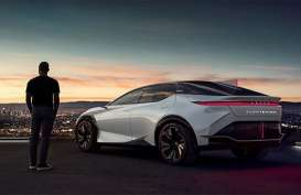 Lexus Cetak Angka Penjualan 2 Juta Kendaraan Listrik