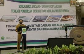 DPMPTSP Provinsi Kaltim Gelar Sosialisasi UUCK Terkait Pemberian Insentif dan Kemudahan Berusaha