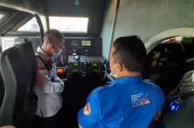 Tank Boat Antasena Dilengkapi Alat Komunikasi Buatan…