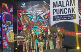 Lomba Karya Musik Anak Komunitas : Ini Daftar Juaranya