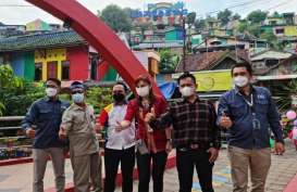 Grand Edge Hotel Semarang Dukung Kampung Pelangi Semarak Kembali