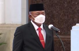 Jabat Kepala BNPB, Ganip Warsito Sekaligus Jadi Ketua Satgas Covid-19