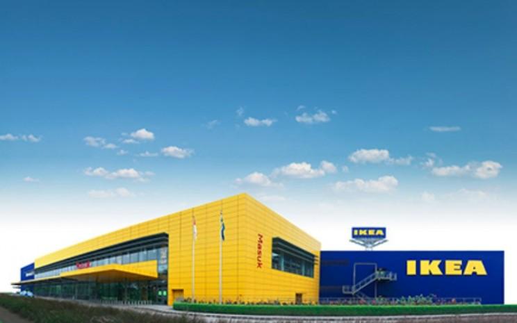 Gerai IKEA Alam Sutea. - hero.co.id
