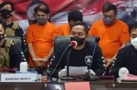 Komplotan Lansia Kuras 4 Rumah di Jakbar, Satu Pelaku…