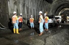 Dahana Ledakkan Dua Tunnel untuk Bendungan Pamukkulu